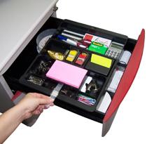 Ofize producto organizador caj n 3m c 71 extensible - Organizador cajon oficina ...